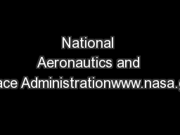 National Aeronautics and Space Administrationwww.nasa.gov