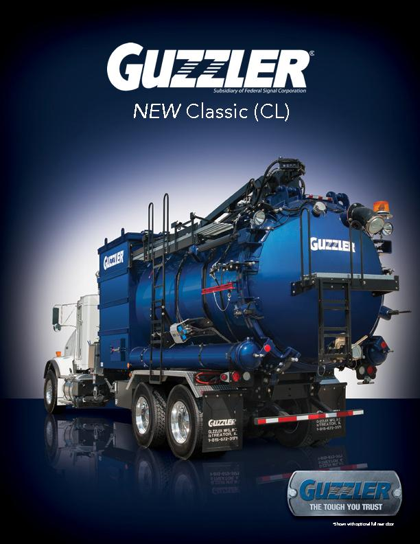 Guzzler Manufacturing, the world's leader in industrial vacuum lo