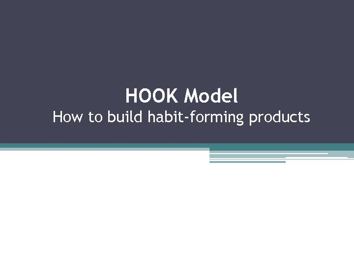 How to build habit PowerPoint PPT Presentation