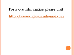 New Home Builders In Pinellas County PowerPoint PPT Presentation