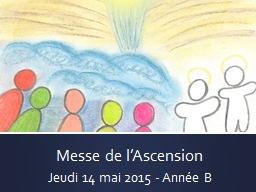 Messe de l'Ascension