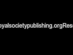 rsif.royalsocietypublishing.orgResearch