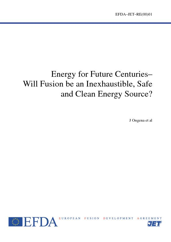Energy for Future Centuries PowerPoint PPT Presentation