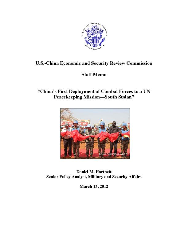U.S.-China Economic and Security Review Commission