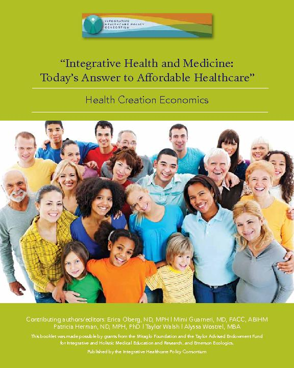 """Integrative Health and Medicine: Today's Answer to Aordabl"