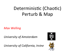 Deterministic (Chaotic)