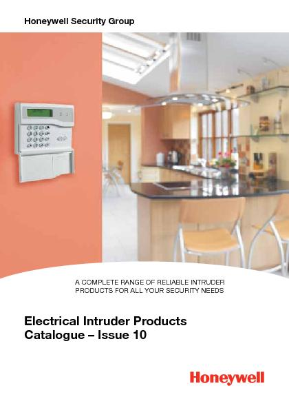 ELECTRICAL INTRUDER PRODUCTS CATALOGUE