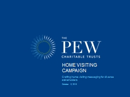 HOME VISITING CAMPAIGN
