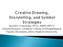 Creative Drawing, Storytelling, and Symbol Strategies
