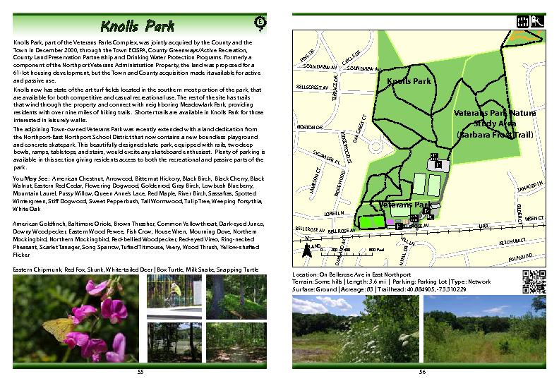 Knolls Park, part of the Veterans Parks Complex, was jointly acquired PowerPoint PPT Presentation