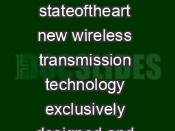 INSTANT TRANSMISSION is the stateoftheart new wireless transmission technology exclusively designed and developed by LA CROSSE TECHNOLOGY
