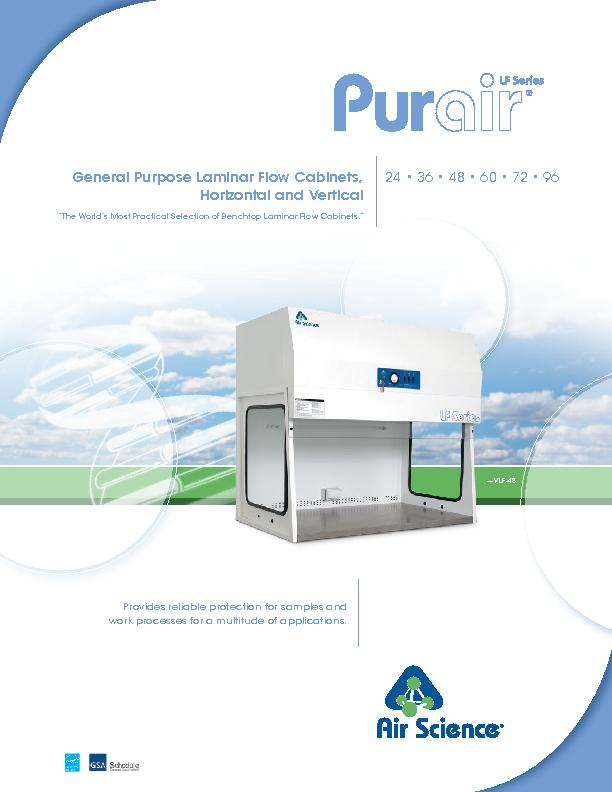 General Purpose Laminar Flow Cabinets,Horizontal and Vertical ... PowerPoint PPT Presentation