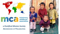 a  Pontifical Mission Society
