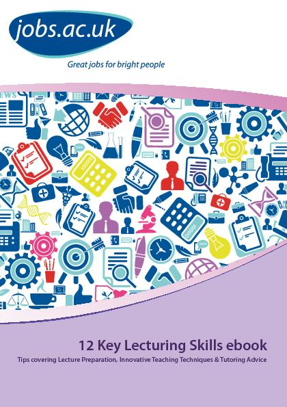 12 Key Lecturing Skills ebookTips covering Lecture Preparation, Innova