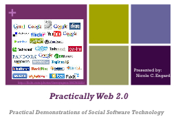 Practically Web 2.0