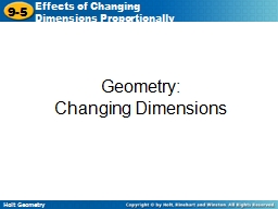 Geometry: PowerPoint PPT Presentation