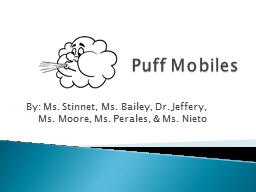 Puff Mobiles