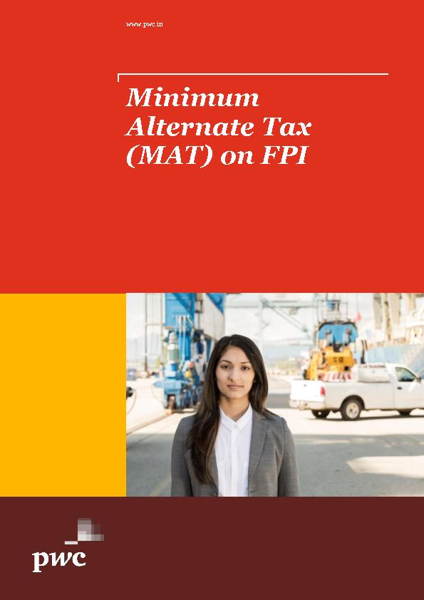 minimum alternate tax Minimum alternate tax divya raman corporate department  we use your linkedin profile and activity data to personalize ads and to show you more relevant ads.
