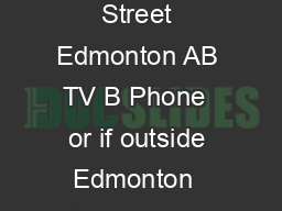 Contact Us Animal Care  Control Centre    Street Edmonton AB TV B Phone  or if outside Edmonton  September  Prevention Dog Bark www