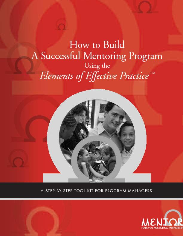 How to Build A Successful Mentoring Program Using theElementsof Effect