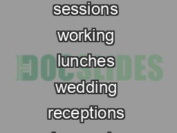 The Thompson Barn is a perfect place for business meetings business training sessions working lunches wedding receptions banquets social gatherings and holiday parties Parks and Recreation Department