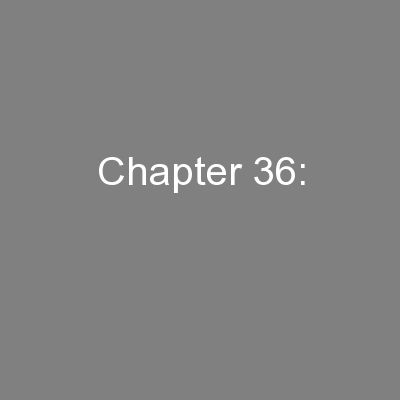 Chapter 36: