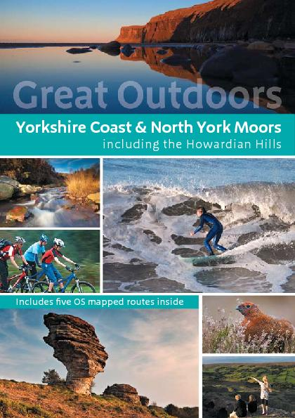 Yorkshire Coast & North York Moors including the Howardian Hills  ...