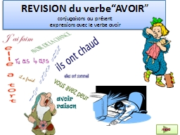 REVISION du PowerPoint PPT Presentation
