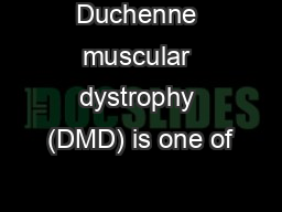 an introduction to oculopharyngeal muscular dystrophy opmd Introduction we wish to report on a rare cause of dysphagia oculopharyngeal muscular dystrophy (opmd) it is a late adult onset autosomal dominant form of muscular dystrophy that constitutes as a rare diagnosis for any place outside of canada and first case in southern germany.