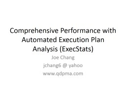 Comprehensive Performance with