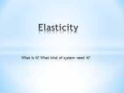 What is it? What kind of system need it?