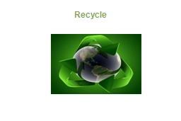 Recycle PowerPoint PPT Presentation