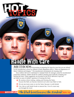 SPRING  BLACK BERET Symbol of Transformation Your New Headgear The Facts Stepbystep Guide to a Proper Fit HOT TOPICS CURRENT ISSUES FOR ARMY LEADERS THE  Acting Secretary of the Army JOSEPH W