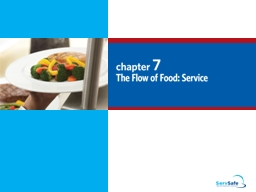 Cold food can be held without temperature control for up to PowerPoint PPT Presentation