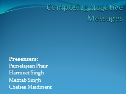 Composing PowerPoint PPT Presentation