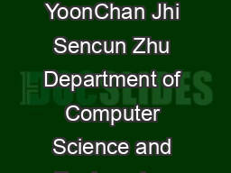 Detecting Software Theft via System Call Based Birthmarks Xinran Wang YoonChan Jhi Sencun Zhu Department of Computer Science and Engineering Pennsylvania State University University Park PA  Email xi