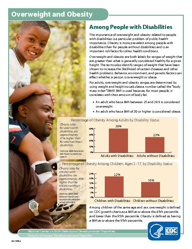 National Center on Birth Defects and Developmental Disabilities ...