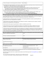 BI WEEKLY PAY APPLICATION CHECKLIST BEFORE YOU SUBMIT YOUR APPLICATION PLEASE REVIEW THIS CHECKLIST TO ENSURE THAT YOU HAVE PROVIDED ALL OF THE NECESSARY INFORMATION APPLICATIONS MUST BE SUBMITTED IN