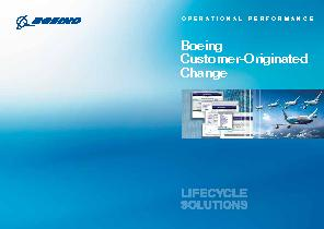 Boeing Customer-Originated Change