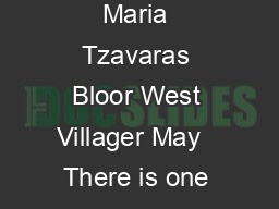 Surprising guest stays for a while in The Village Players Blithe Spirit By Maria Tzavaras Bloor West Villager May   There is one rule in the occult never dabble in it especially if your intentions ar PDF document - DocSlides