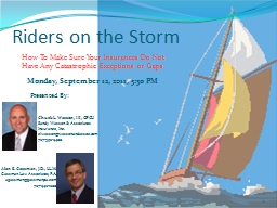 Riders on the Storm PowerPoint Presentation, PPT - DocSlides