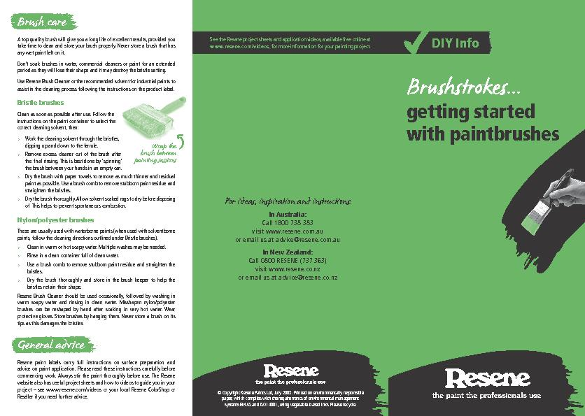 It takes time to become good, accurate and fast with a paintbrush. Hav