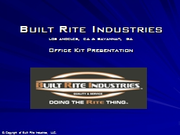 Built Rite Industries