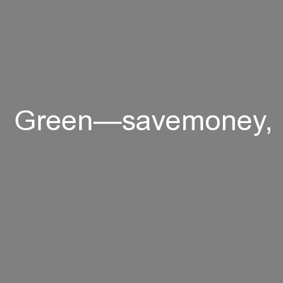 green—savemoney,
