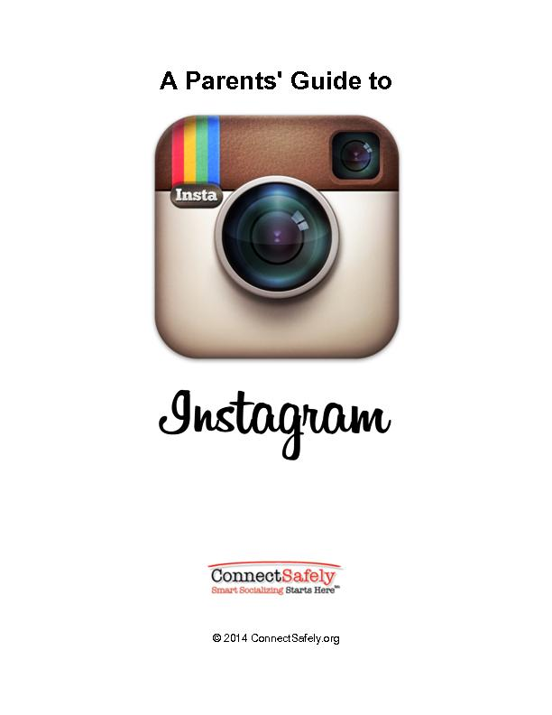 Why do kids love Instagram?Because they love media, sharing it and soc