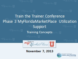 Train the Trainer Conference PowerPoint Presentation, PPT - DocSlides