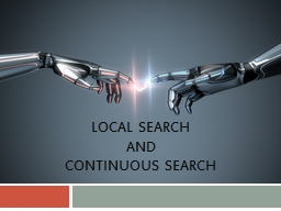 Local Search PowerPoint PPT Presentation