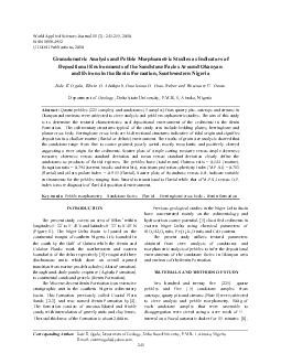 World Applied Sciences Journal 11 (3): 245-255, 2010ISSN 1818-4952