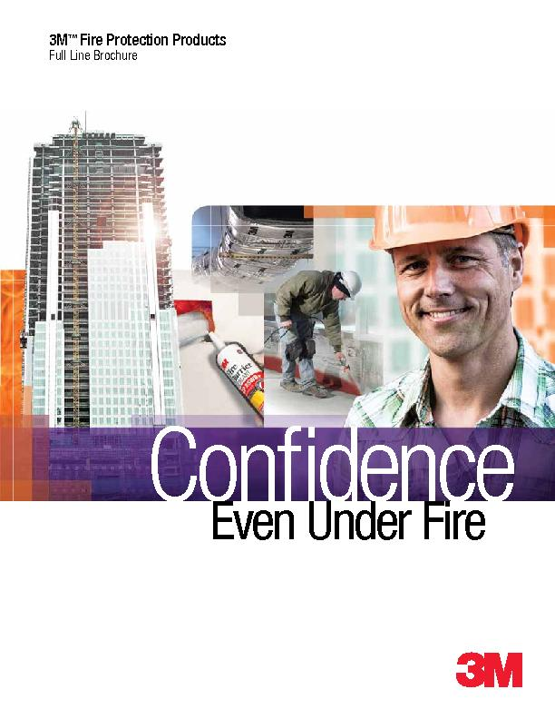 CondenceEven Under FireFire Protection Products PowerPoint PPT Presentation