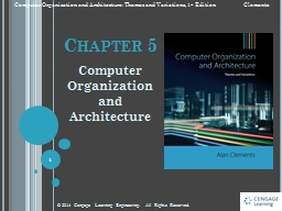 Chapter 5 PowerPoint PPT Presentation